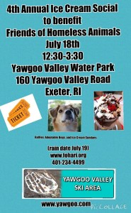 Fourth Annual Ice Cream Social! @ Yawgoo Valley Water Park | Exeter | Rhode Island | United States