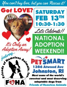Find True Love Adoption Event @ Petsmart | Visalia | California | United States