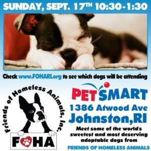 Welcome Fall Adoption Event
