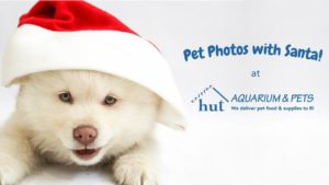 Photos with Santa! @ Critter Hut | North Kingstown | Rhode Island | United States